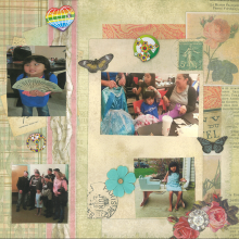 Scrapbook Page 10