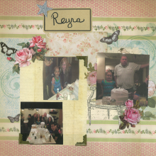 Scrapbook Page 8